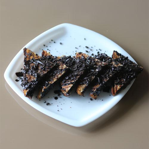 Choco-Toast -Cafe Choco Craze