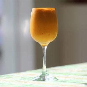 Mango Frosips- Thick Shake - Cafe Choco Craze