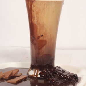 Caramel Frosips - Thick Shake Cafe Choco Craze