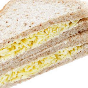 Cheese Sandwich - Snacks - Cafe Choco Craze