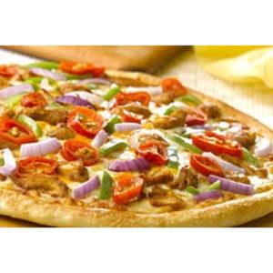 Combination Pizza - Supreme Pizza - Cafe Choco Craze