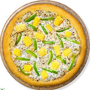 Jain Pizza - Classic Pizza - Cafe Choco Craze