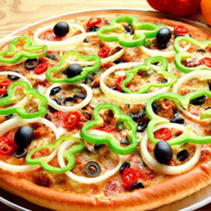 Paneer El. Panso Pizza - Signature Pizza - Cafe Choco Craze