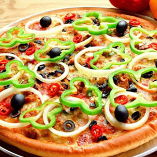 Paneer El. Panso Pizza - Signature Pizza - Cafe Choco Craze
