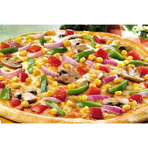 Veg Cheese Pizza- Classic Pizza -Cafe Choco Craze
