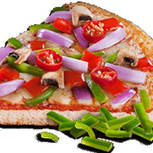 Veggie Lovers Pizza - Signature Pizza- Cafe Choco Craze