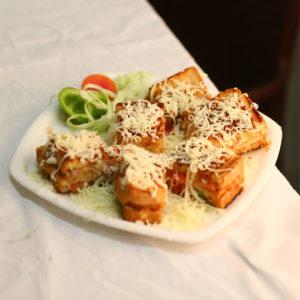 Veg Cheese Grill Sandwich - Snack - Cafe Choco Craze
