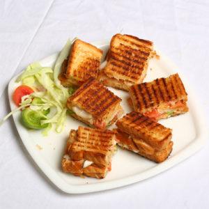 Veg Grill - Sandwiches- Snacks - Cafe Choco Craze