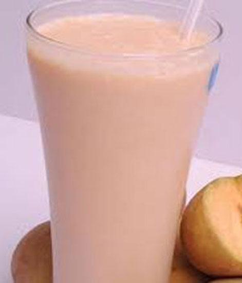 Butter-Scotch Thick Shake - Dessert - Cafe Choco Craze