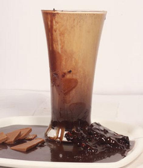 Caramel Frosips - Thick Shake Cafe Choco Craze