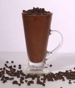 Choco Chips Thick Shake - Cafe Choco Craze