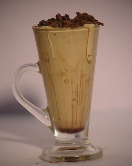 Irish Thick Shake - Cafe Choco Craze