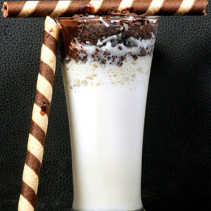 Thandai - Thick Shake - Dessert - Cafe Choco Craze